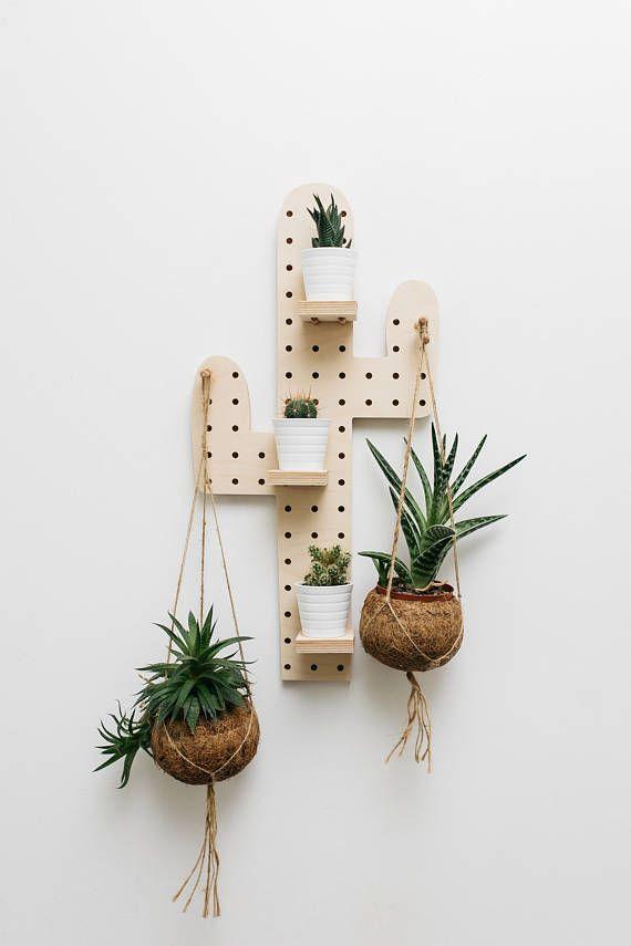 decorazioni fai da te fioriera cactus