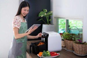 friggitrice ad aria pro e contro