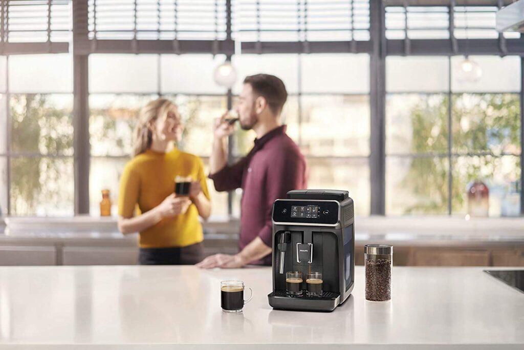 migliore macchina da caffè con macina-caffè
