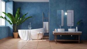 Mobiletti salvaspazio per il bagno