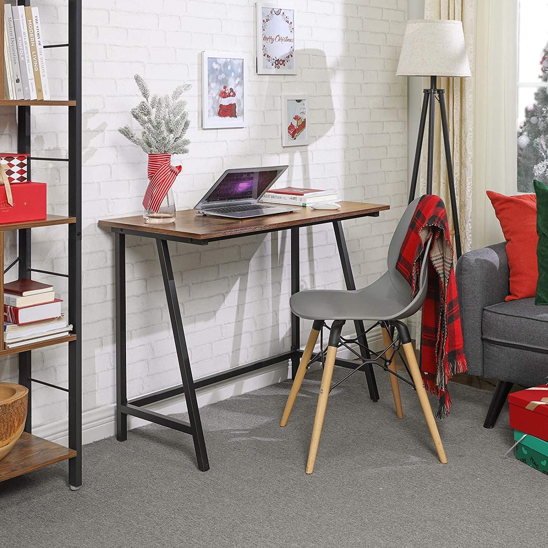 scrivania stile industriale piccola