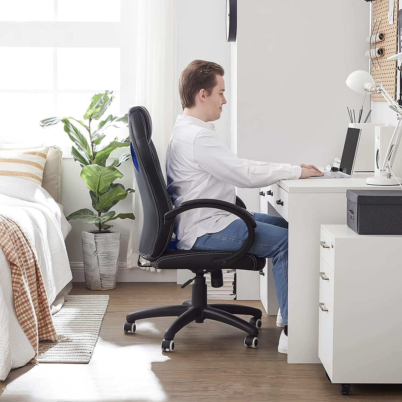 Tre sedie da scrivania per ragazzi ergonomiche e confortevoli